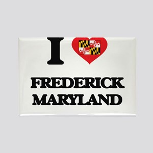I love Frederick Maryland Magnets