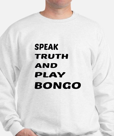 Speak Truth And Play Bongo Jumper
