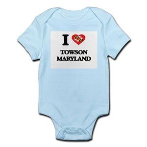 Towson Maryland Baby Clothes Accessories Cafepress