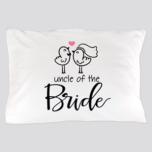 Uncle of the Bride Pillow Case