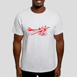 Vintage Mono Plane T-Shirt