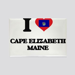 I love Cape Elizabeth Maine Magnets