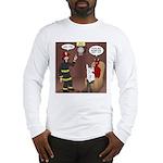 Hells Fire Department Long Sleeve T-Shirt