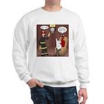 Hells Fire Department Sweatshirt