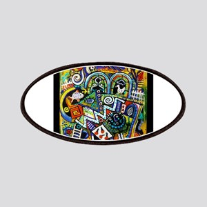 Masterpiece Abstract Painting Patch