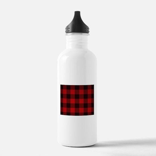 Funny Lumberjack Water Bottle