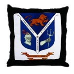 USS JESSE L. BROWN Throw Pillow