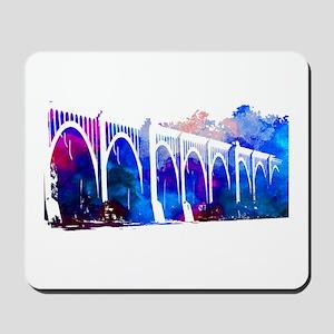 RVA Train Bridge Mousepad