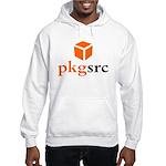 pkgsrc logo Hoodie