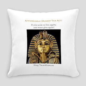 King Tut Everyday Pillow