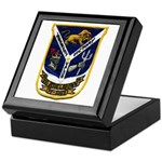 USS JESSE L. BROWN Keepsake Box