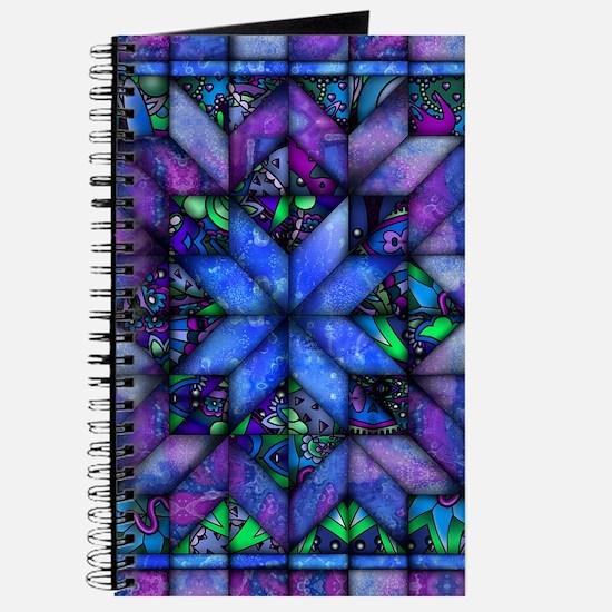 Blue Quilt Journal
