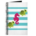 Sea Turtles Seahorse Journal