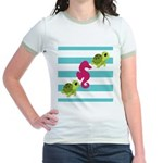 Sea Turtles Seahorse T-Shirt