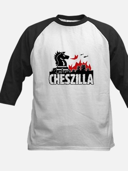 2-Chess - Chesszilla-1B Baseball Jersey
