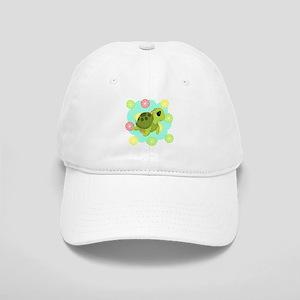 Summertime Sea Turtle Baseball Cap