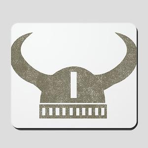 Vintage Viking Mousepad