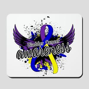Bladder Cancer Awareness 16 Mousepad