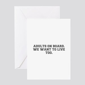 Adults on board We want to live too-Fre gray 600 G
