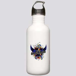 Autism Awareness 16 Stainless Water Bottle 1.0L