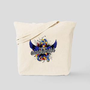 Autism Awareness 16 Tote Bag