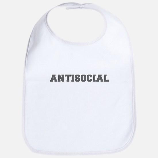 Antisocial-Fre gray 600 Bib