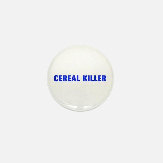 Cereal Killer-Akz blue 500 Mini Button