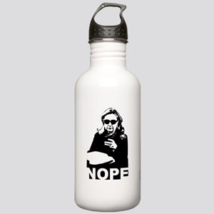 Clinton: Nope Water Bottle