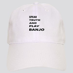 Speak Truth And Play Bell Cap