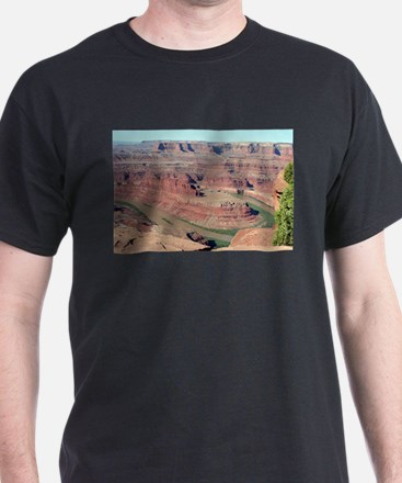Dead Horse Point State Park, Utah, USA T-Shirt