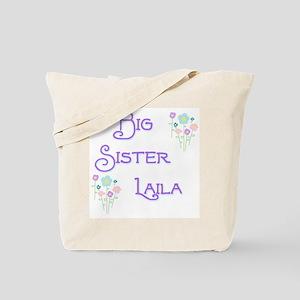 Big Sister Laila Tote Bag