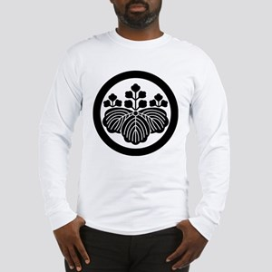 Paulownia with 5&3 blooms in c Long Sleeve T-Shirt