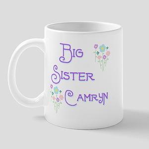 Big Sister Camryn Mug