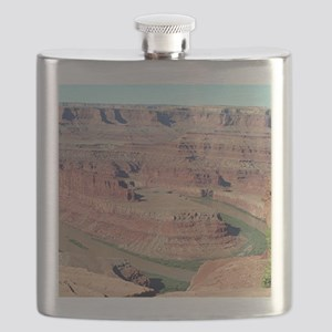 Dead Horse Point State Park, Utah, USA Flask