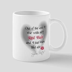 Sylvia Plath Quote Mug