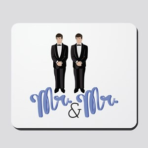 Mr.& Mr. Mousepad