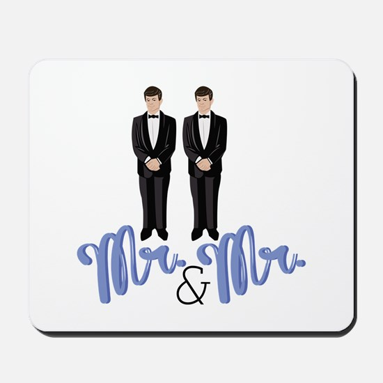 Mr.& Mr. Mousepad