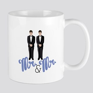 Mr.& Mr. Mugs