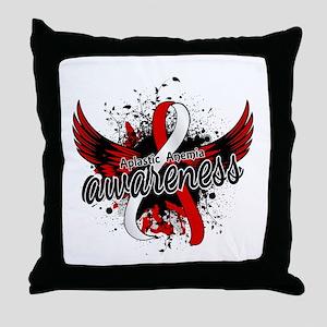 Aplastic Anemia Awareness 16 Throw Pillow