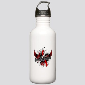 Aplastic Anemia Awaren Stainless Water Bottle 1.0L