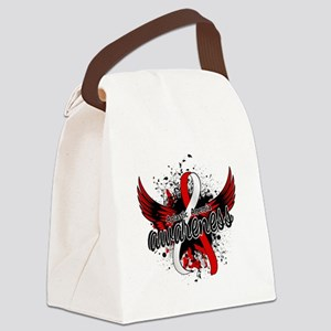 Aplastic Anemia Awareness 16 Canvas Lunch Bag