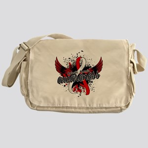 Aplastic Anemia Awareness 16 Messenger Bag