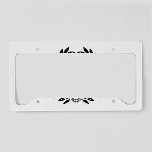 Date Masamune License Plate Holder