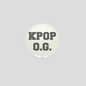 KPOP O G-Fre gray 600 Mini Button