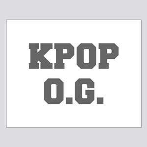 KPOP O G-Fre gray 600 Posters