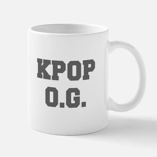 KPOP O G-Fre gray 600 Mugs