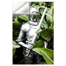Green Knight Wall Decal