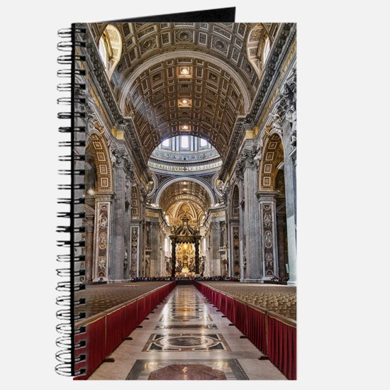 St. Peter's Basilica Journal