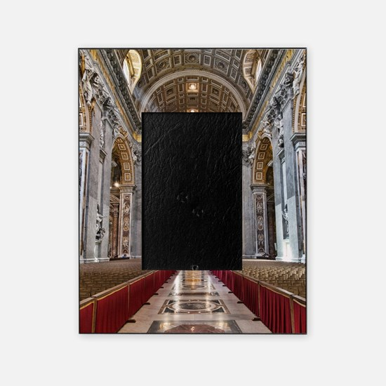 St. Peter's Basilica Picture Frame
