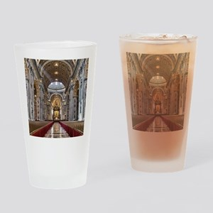 St. Peter's Basilica Drinking Glass